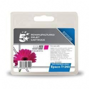 5 Star Epson T1293 Magenta Compatible Ink Cartridge - 934300